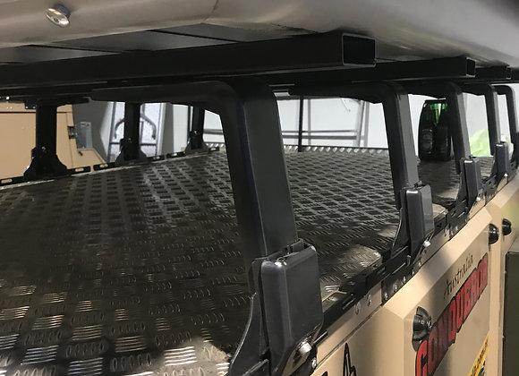 Custom Roof Rack Gutter Mount Brackets - Tough Touring