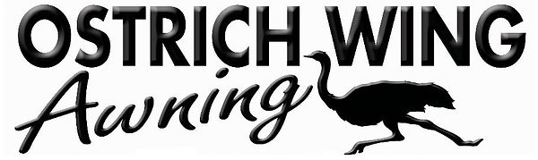 Ostrich Wing Awning logo
