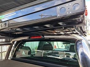 Ford Ranger Bundutop Tough TOuring Roof