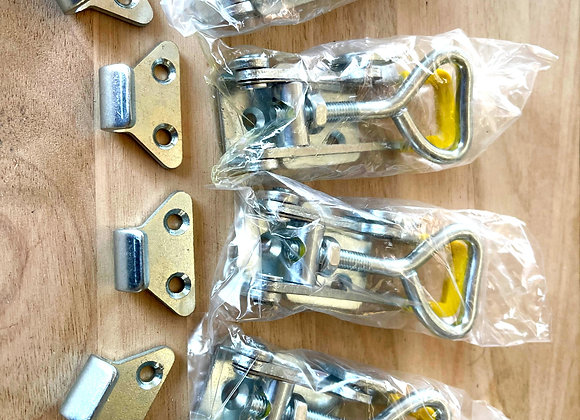 Thumb Lock Over centre latches upgrade kit for Stealth RTT