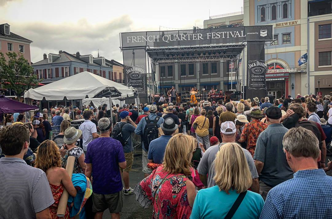 French Quarter Fest - New Orleans