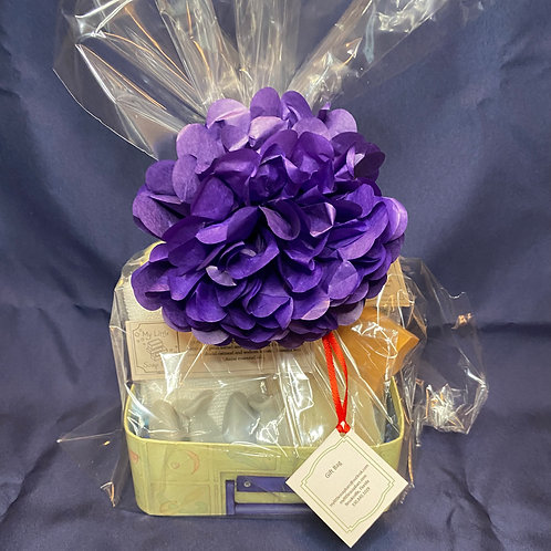 Purple Father's Day Gift Box