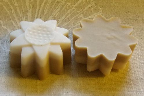 Unscented Sunflower Facial Soap Bar