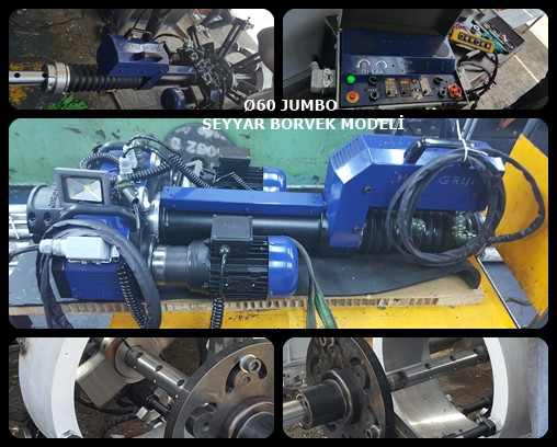 SB-Ø60 JUMBO