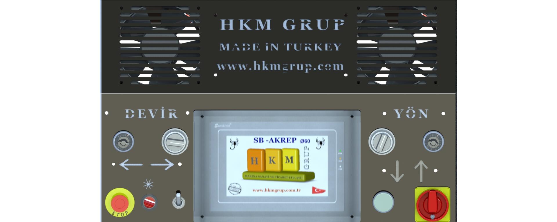 SB-Ø60 AKREP