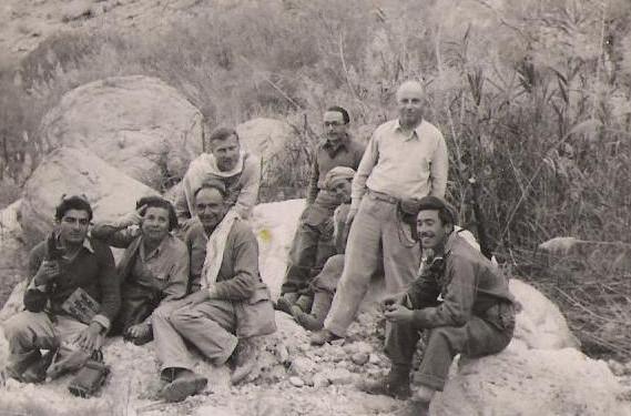 1950 Juda Desert