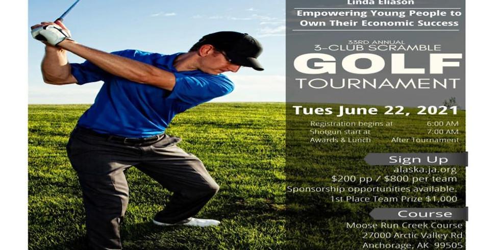 Junior Achievement Golf Tourney