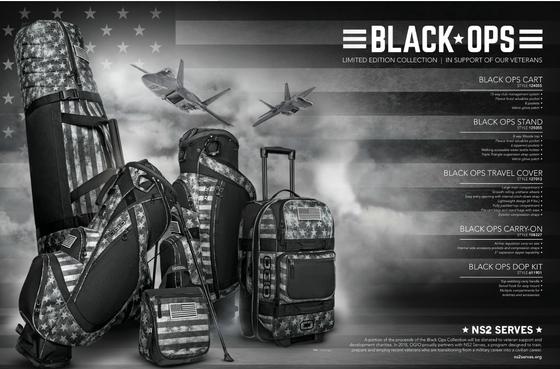 Callaway Golf Black Ops