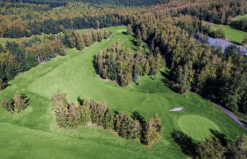 Moose Run, Hill Course