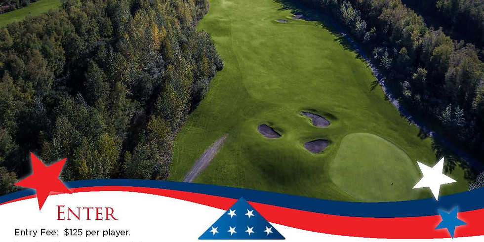 2nd Annual Pacific Northwest PGA Folds of Honor Tournament