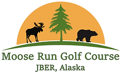 Moose Run Golf Course Logo