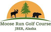 Moose Run Golf Course Logo