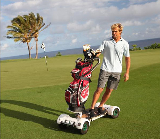 GolfBoard Waivers