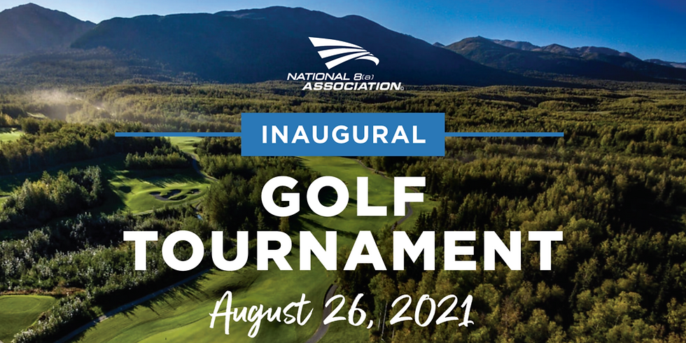 National 8a Association Inaugural Golf Tournament