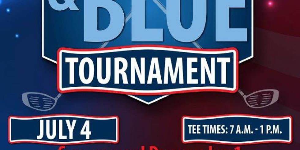 Red, White & Blue Tournament