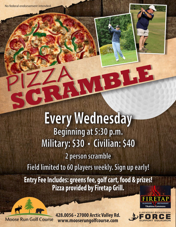 Pizza Scramble set to start on June 14.