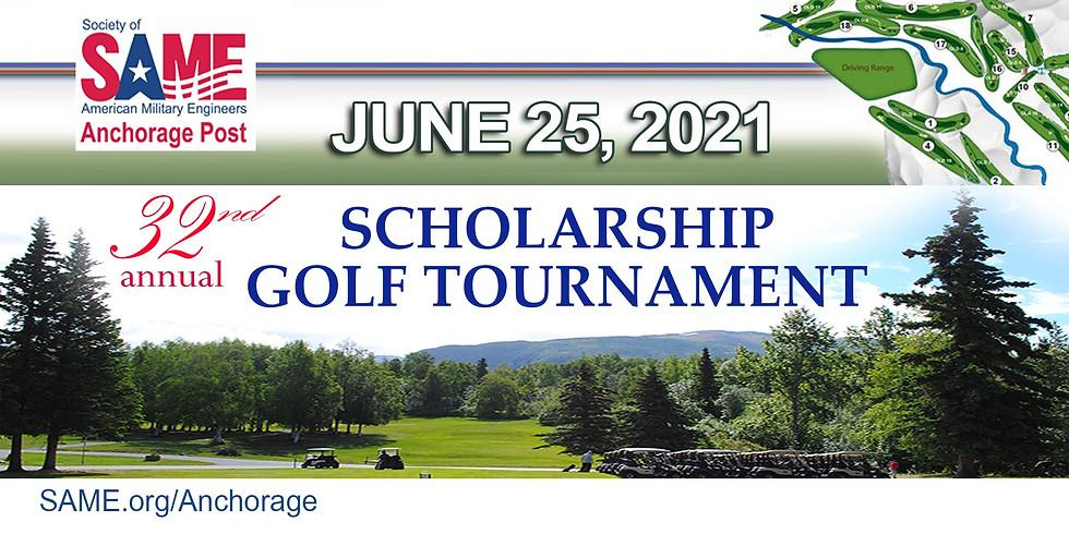 S.A.M.E 32nd Annual Scholarship Golf Tournament