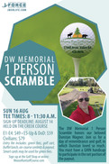 2020 DW Memorial 1 Person Scramble