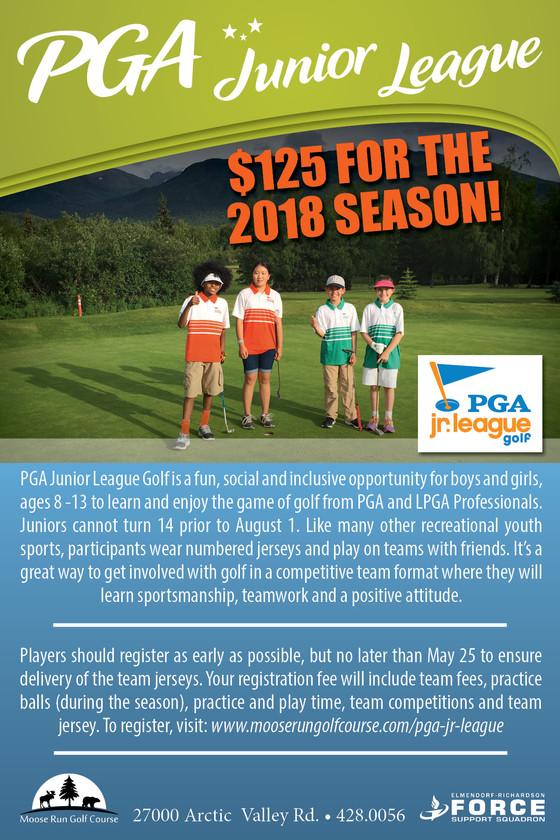 2018 PGA Junior League