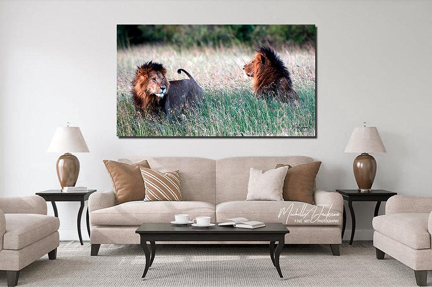 Masai Mara Pride