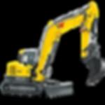 8 ton digger hire Bromsgrove Redditch