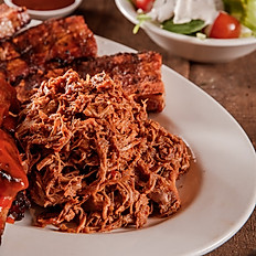 North Carolina Pulled Pork Plate