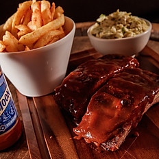Pork Ribs - your choice of 2 styles