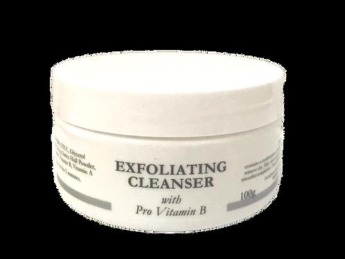 Facial Exfoliating Cleanser
