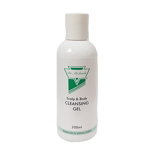 Scalp and Body Cleansing Gel (without Tar)