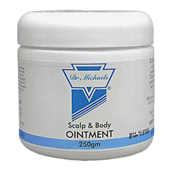 Scalp and Body Ointment Large (250g) - Blue