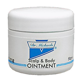 Scalp and Body Ointment Small (50g) - Blue