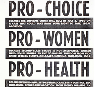 Let's quit arguing over Roe vs Wade and support women who choose motherhood