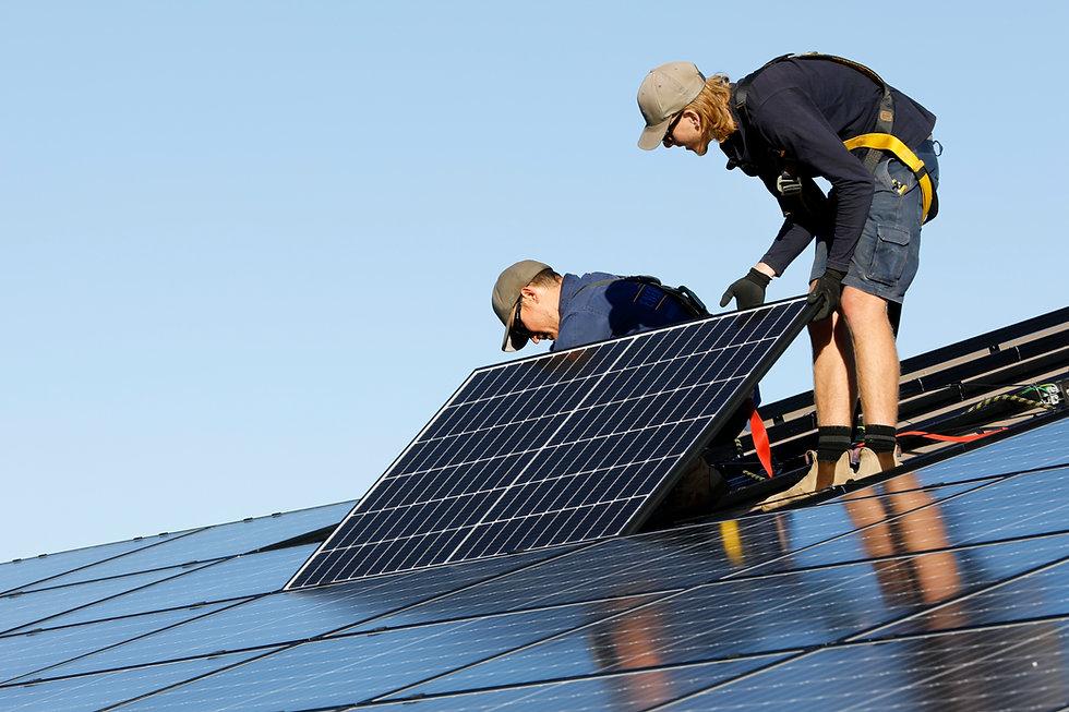 solar panels electricians northern beaches sydney