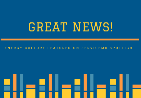Energy Culture Was Featured in ServiceM8 Spotlight