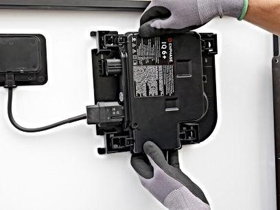 Enphase Solar Microinverter
