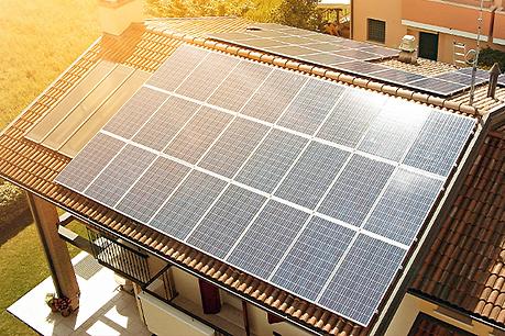 Canadian Solar Residential Solar Panels System