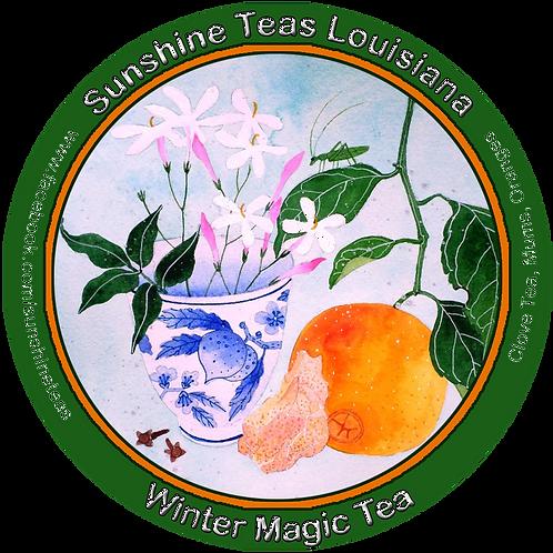 Winter Magic Tea