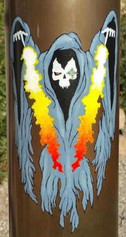 105mm Spooky DTA Detail