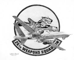 MQ-9 Weapons School Patch
