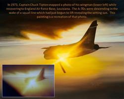 A-7D Corsair II & Photo