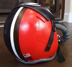 Flight Helmet Side 2