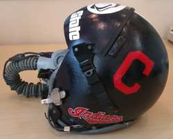 Flight Helmet Side 1