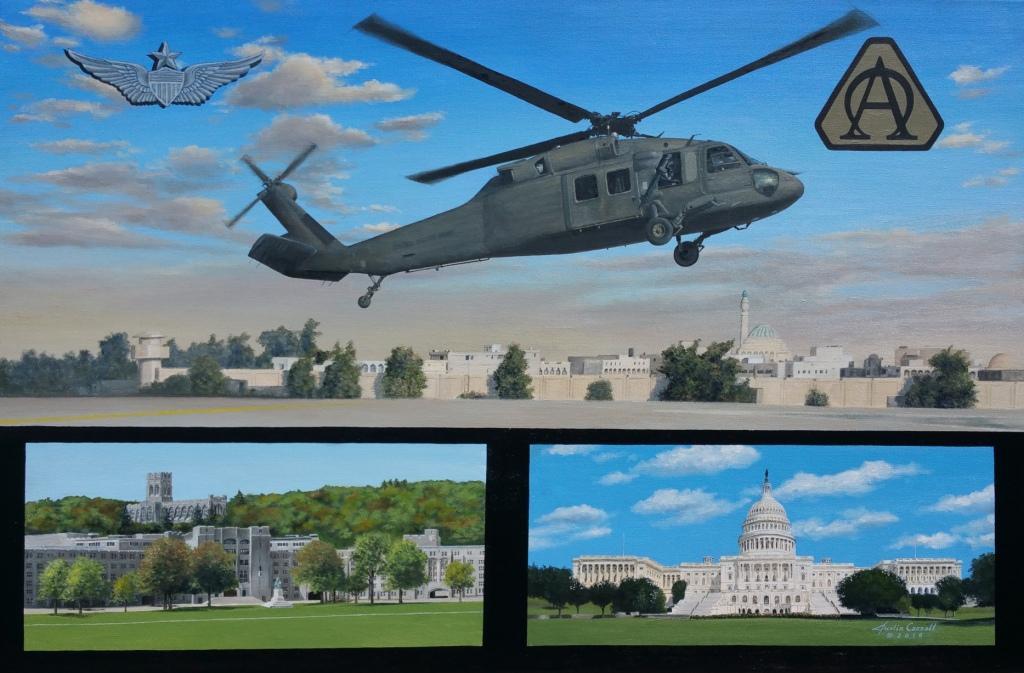 UH-60-USMA-US Capitol