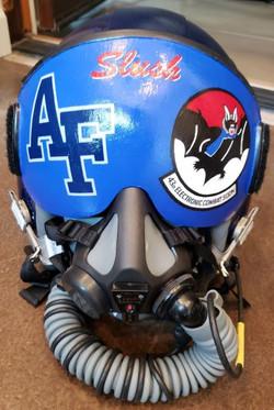 Flight Helmet - Front