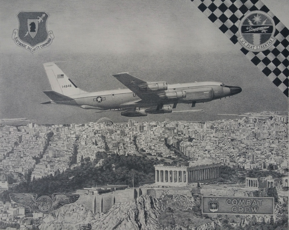 RIVET JOINT Over Parthenon