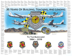 8th Weapons Squadron 35th Anniversary