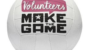 Interested in umpiring, coaching or volunteering?