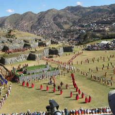 Inti Raymi (Sun Festival) @ Cusco, Peru