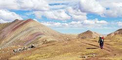 彩虹山 Rainbow Mountain
