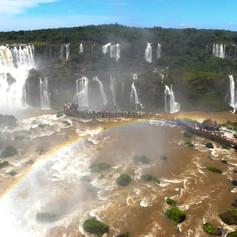 Iguazu Fall @ Brazil